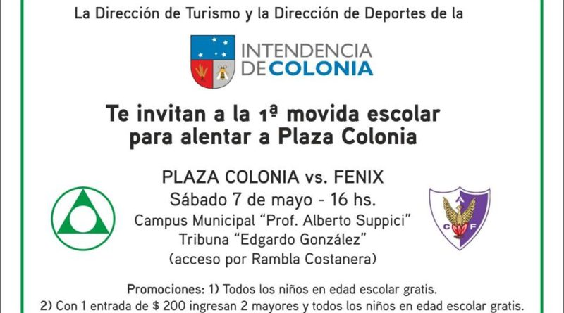 plaza colonia escolares